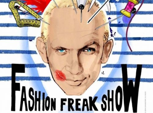 Fashion Freak Show:  L'ode à la beauté de Jean Paul Gautier aux Folies Bergère