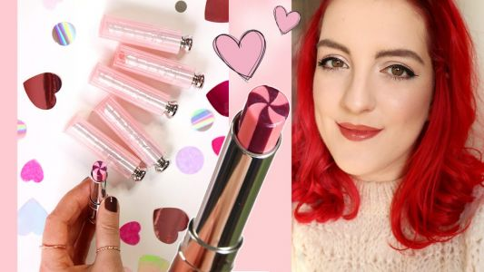 La collection de Lip Glow to The Max de DIOR