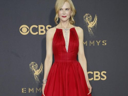 Nicole Kidman, Reese Witherspoon, Zoe Kravitz. Les plus beaux looks des Emmy Awards 2017