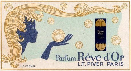 Piver Reve d'Or ~ fragrance review