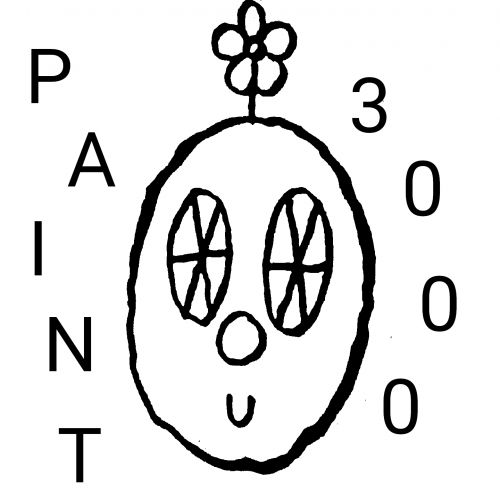Simple and Funny Stuff by Paint 3000