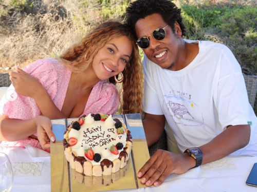 Beyoncé:  les photos de son anniversaire normal
