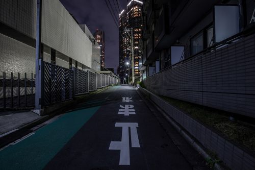 While the City Sleeps: 4 A.M. in Tokyo