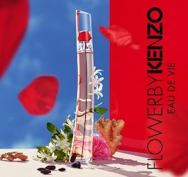Flower By Kenzo Eau de Vie ~ new fragrance