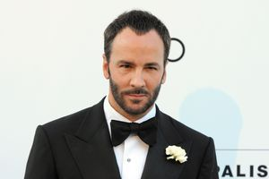 L'homme de Tom Ford s'invite à la Fashion Week de New York
