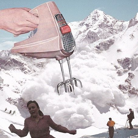 Amazing Retro Collages by Mohanad Shuraideh