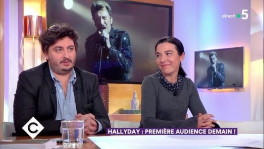 VIDEO. Héritage de Johnny:  la présence de David Hallyday à l'audience du 15 mars est incertaine