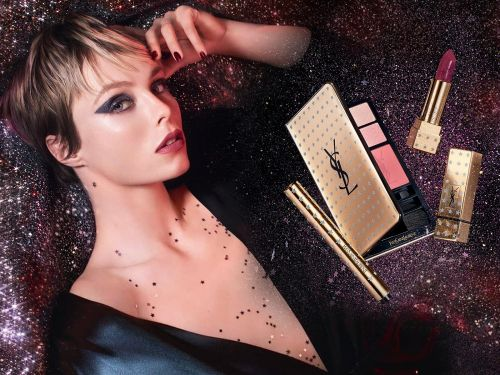 Collections makeup Noël 2019:  Yves Saint Laurent / High On Stars
