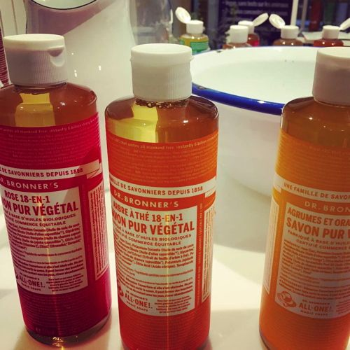 Dr. Bronner's étend sa distribution en France