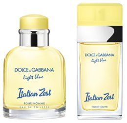 Dolce & Gabbana Light Blue Italian Zest ~ new fragrances