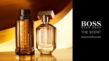Hugo Boss The Scent Private Accord & The Scent For Her Private Accord ~ new fragrances
