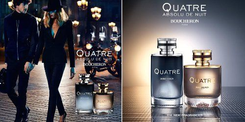 Boucheron Quatre Absolu de Nuit ~ new fragrances