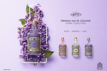 7 from 4711 ~ new fragrances