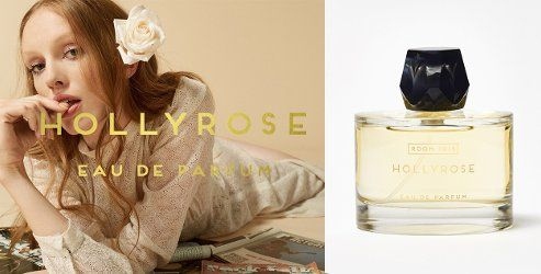 Room 1015 Hollyrose ~ new fragrance