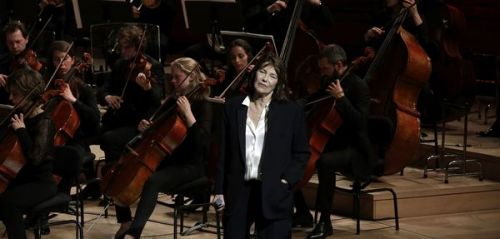 Jane Birkin chantera Gainsbourg au Carnegie Hall de New York