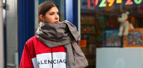 Street style à la Fashion Week de Londres:  l'amour du détail