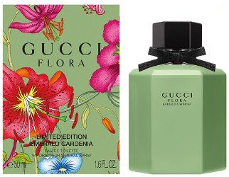 Gucci Flora Emerald Gardenia ~ new fragrance