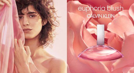 Calvin Klein Euphoria Blush ~ new fragrance
