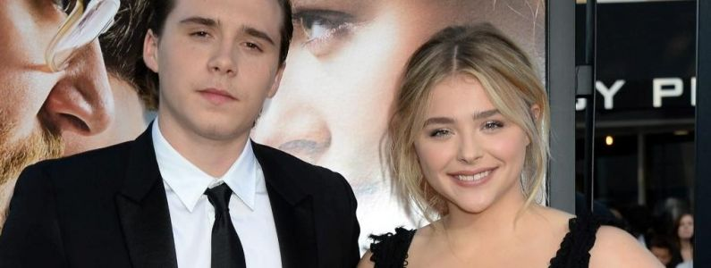 Chloë Grace Moretz et Brooklyn Beckham de retour en couple, c'est officiel !