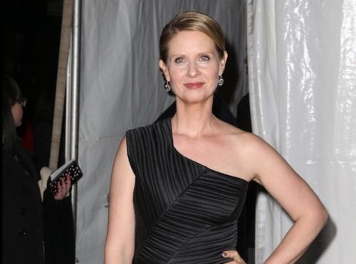 Cynthia Nixon:  L'actrice de Sex and The City candidate pour être gouverneure de l'état de New York !