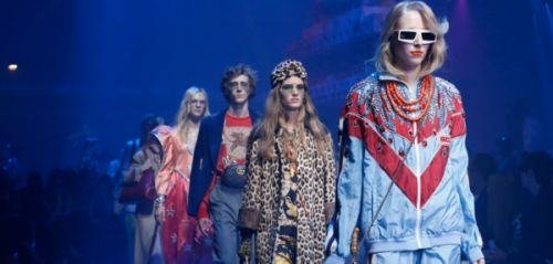 Gucci ensorcelle la Fashion Week de Milan