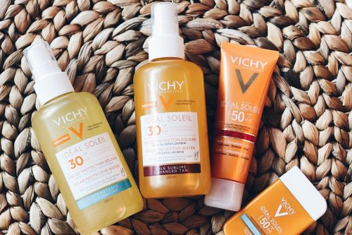 Beauty News:  Vichy Eaux Solaires, Aqualia Thermal