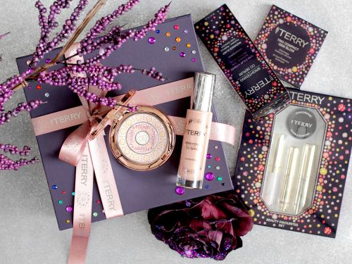 Gem Glow:  la jolie collection By Terry & mon makeup look de Noël