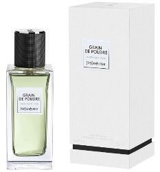 Yves Saint Laurent Grain de Poudre ~ new fragrance