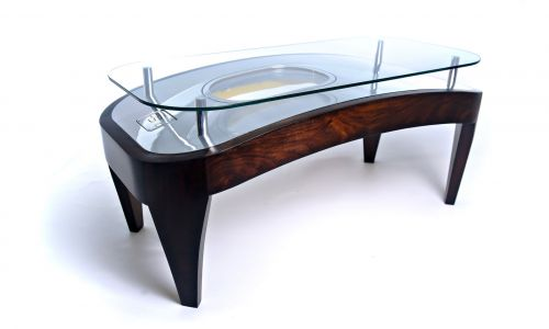 Plane Industries Creates Furnitures from Dismissed Aircrafts