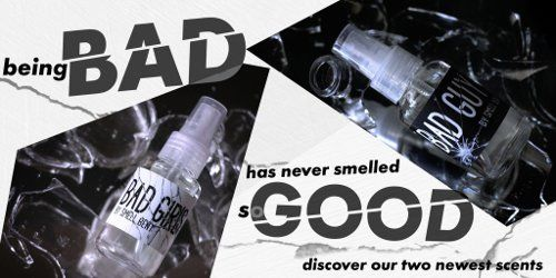 Smell Bent Bad Girls & Bad Guy ~ new fragrances