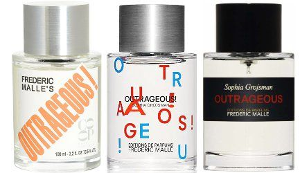 Frederic Malle Outrageous ~ fragrance review, with a quick poll