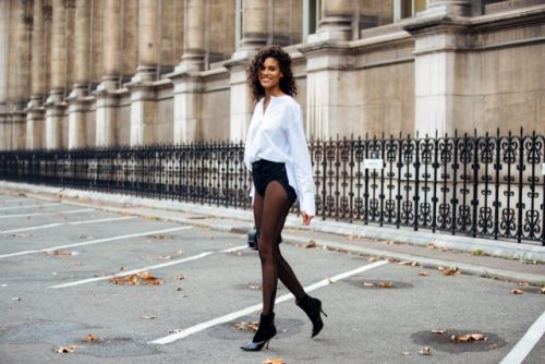 See what the models are wearing off-duty in Paris! Days 3&4
