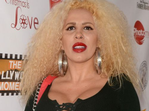 PHOTOS. Attention les yeux ! Afida Turner a encore frappé