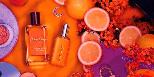 Atelier Cologne Love Osmanthus ~ fragrance review