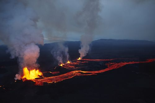 Powerful Images of Iceland's Lava Fields