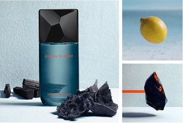 Issey Miyake Fusion d'Issey ~ new fragrance