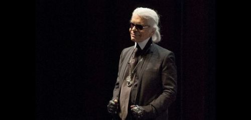 10 phrases cultes de Karl Lagerfeld