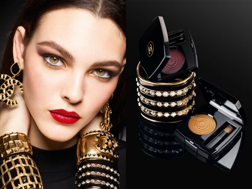 Collections makeup Noël 2019:  Chanel / Les Ornements de Chanel