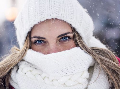 Grand froid:  les secrets de beauté made in Scandinavie