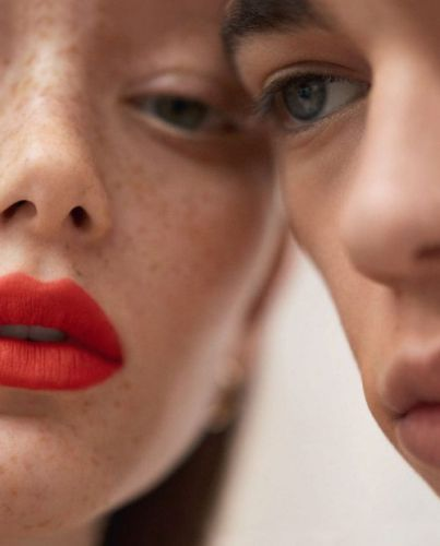 Vogue Italia Makes Delicate Beauty Great Again