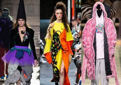 Les looks les plus pointus de la Fashion Week