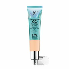 Your Skin But Better CC+ Oil-Free Matte FPS40 IT Cosmetics