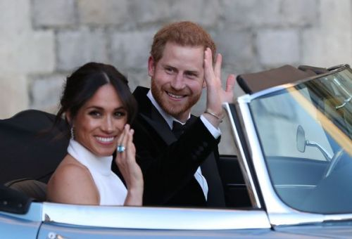 Le prince Harry et Meghan Markle bientôt en France !