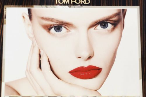 Tom Ford Luxe Lip Laquer:  Premières Impressions !