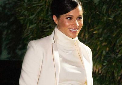Meghan Markle:  son voyage secret à New York