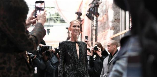 Mode - Céline Dion fait son show à la Fashion Week