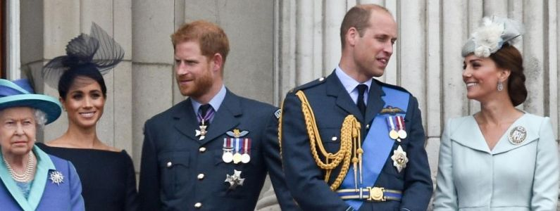 Meghan Markle, Kate Middleton et les Princes Harry et William font sensation à l'anniversaire du Prince Charles
