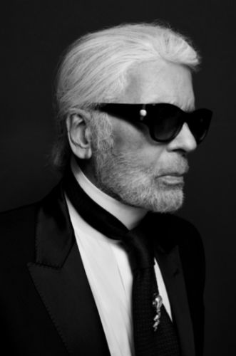 LA MAISON CHANEL ANNONCE LA DISPARITION DE MONSIEUR KARL LAGERFELD