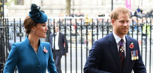 PHOTOS. Le prince Harry et Kate Middleton ensemble pour célébrer l'Anzac Day