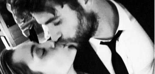 PHOTO. L'adorable message de Miley Cyrus pour l'anniversaire de Liam Hemsworth